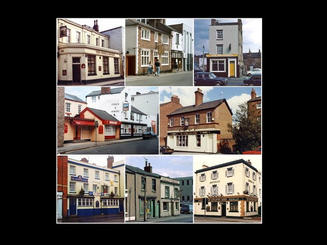 Here are some photos of old pubs that will give you a trip down memory lane - or just a glimpse into our past.